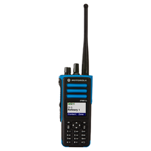 Motorola DP4801EX ATEX MOTOTRBO Digital Licensed Radio