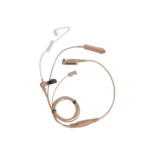 Hytera 3 Wire Acoustic Tube Earpiece