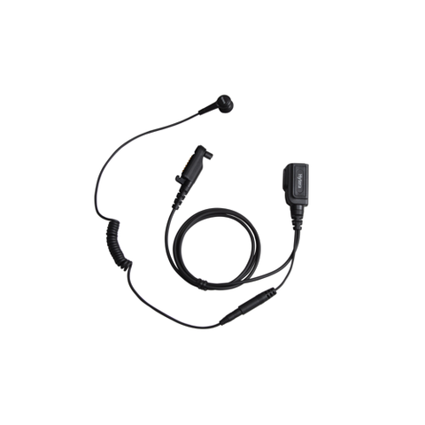 Hytera Earbud with Inline PTT