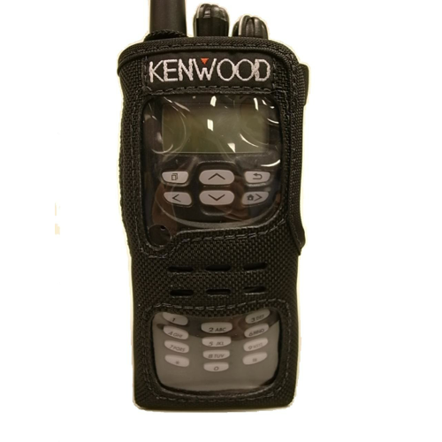 Kenwood Nylon Case wiith Belt Clip (Full Keypad)