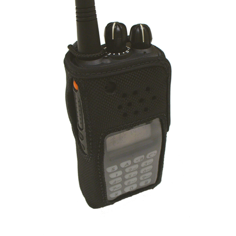 Kenwood Nylon Case with Integral Belt Clip (Full Keypad)