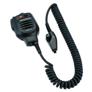 Kenwood IP - Rated Speaker Microphone, Intrinsically Safe (ATEX)