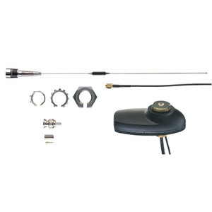 Motorola Combination UHF/GPS Antenna with Roof Mount - 406 MHz to 420 MHz, 3.5dB Gain, BNC
