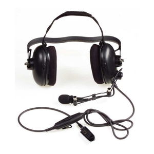 Motorola Atex Behind The Head Heavy Duty Headset