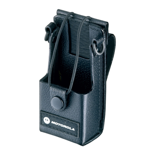 Motorola Leather Carry Case With Belt Loop RLN5383