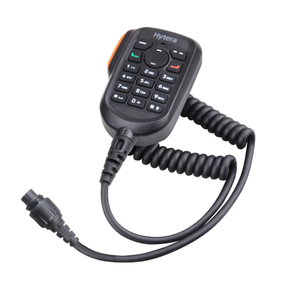 Hytera Remote Speaker Microphone with Keypad SM19A1