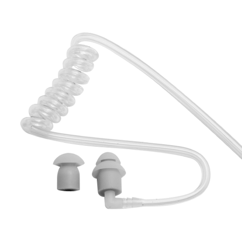 Spare Acoustic Tube and Earbuds