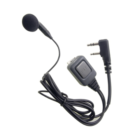 Earbud Earpiece with Lapel Microphone