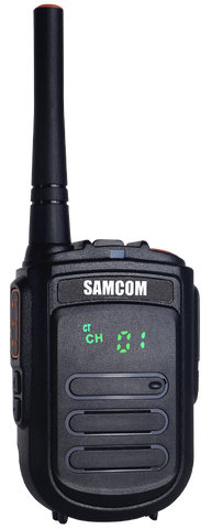 Samcom DP-120 Digital / Analogue migration radio