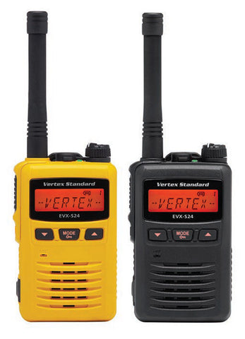 Vertex Standard EVX-S24 Digital & Analogue Radio