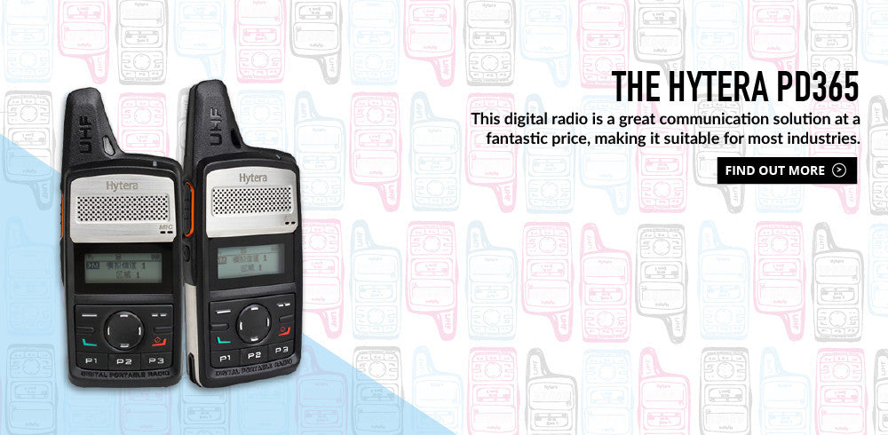 Buy the HYTERA PD365 at Specialist Radio