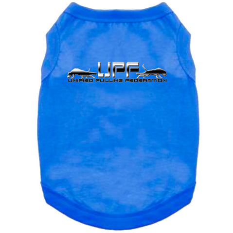 W - UPF Blue Dog Shirts