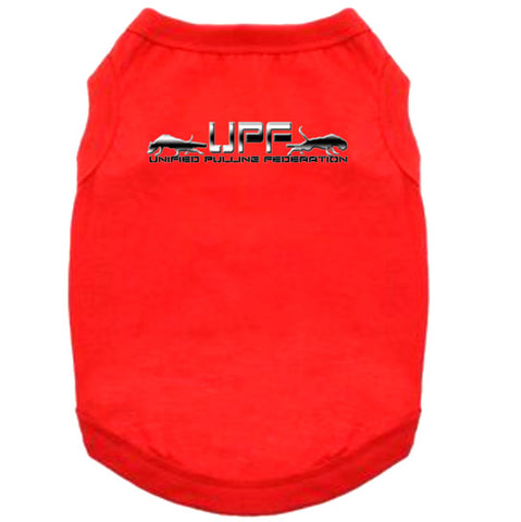 V - UPF Red Dog Shirts