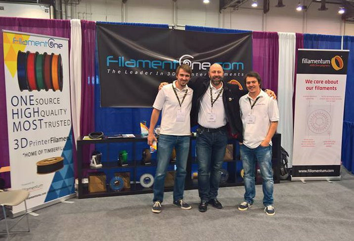 FilamentOne at the ACTE CareerTech VISION 2016