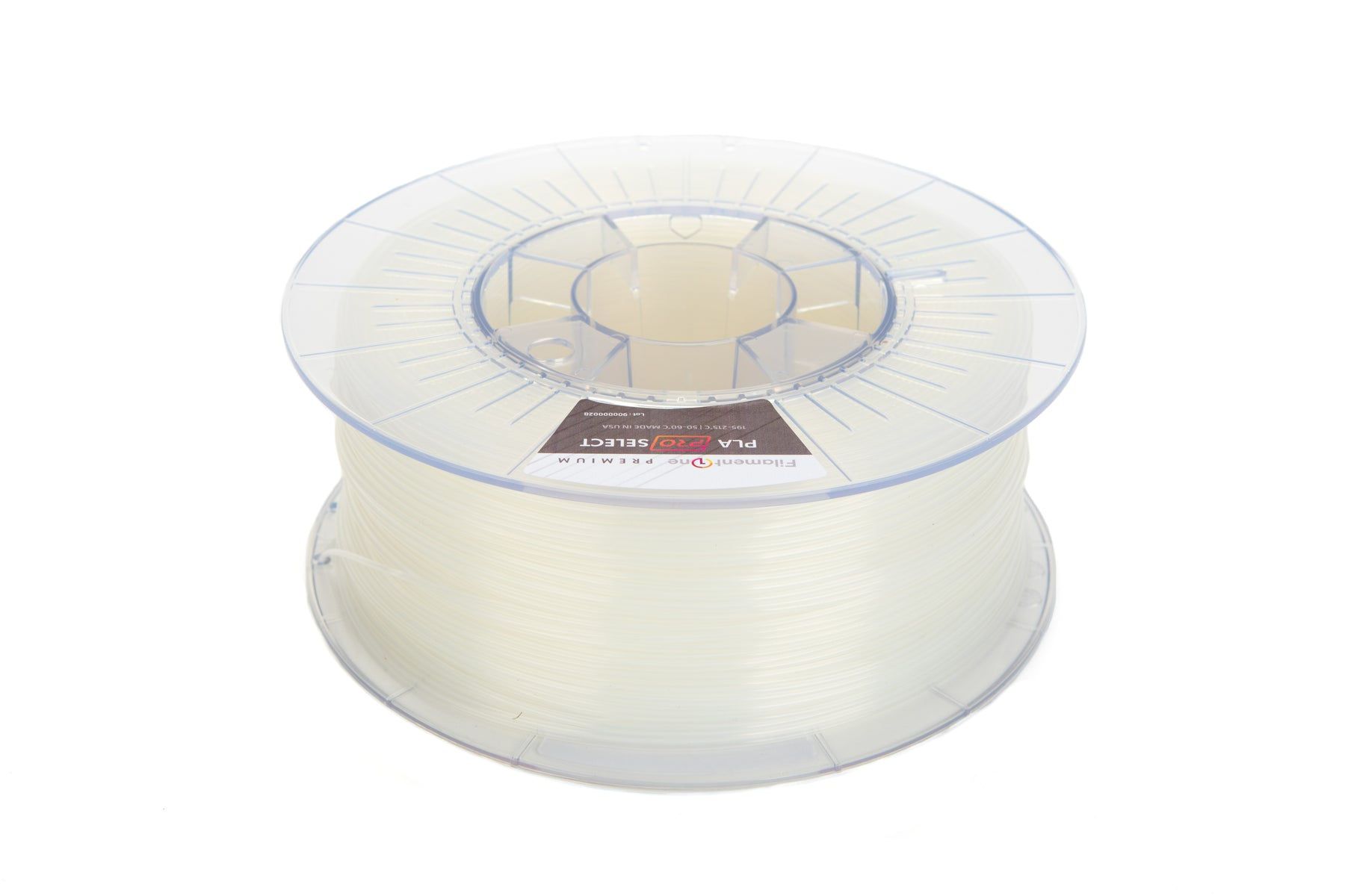 FilamentOne PLA PRO SELECT Natural - 1.75mm (1KG)