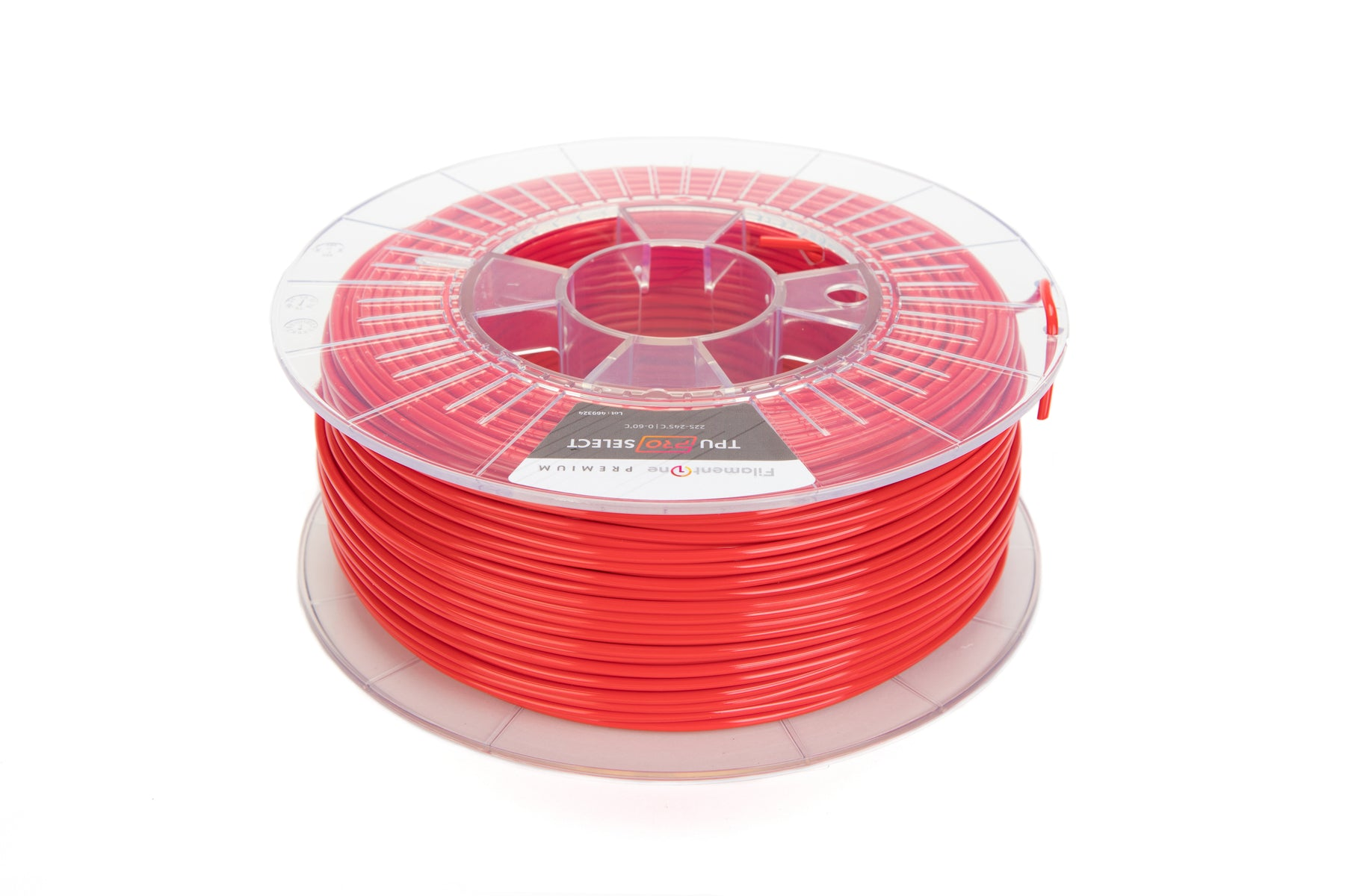 FilamentOne TPU 98A PRO SELECT Traffic Red - 1.75mm (1KG)