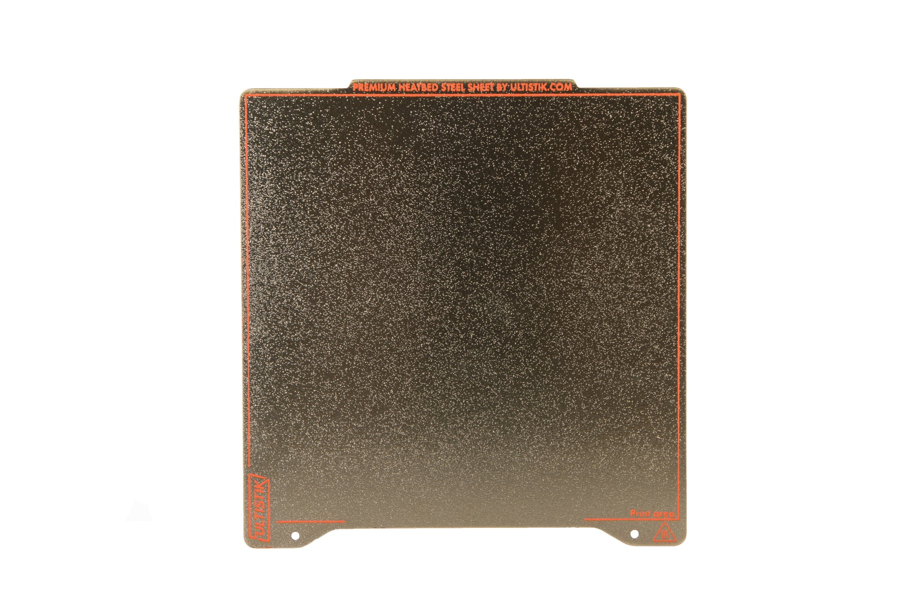 ULTISTIK Premium Powder Coated Ultem (PEI) Build Plate 196 x 190 Prusa Mini