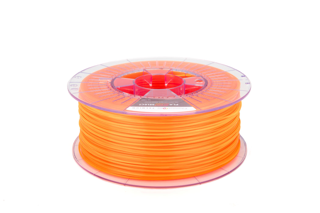 FilamentOne PLA PRO SELECT Neon Orange - 1.75mm (1KG)