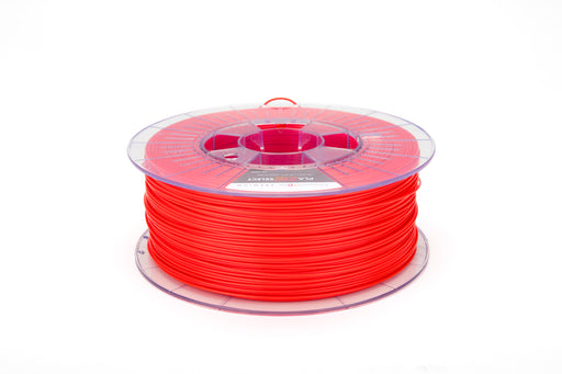 FilamentOne PLA PRO SELECT Traffic Red - 1.75mm (1KG)