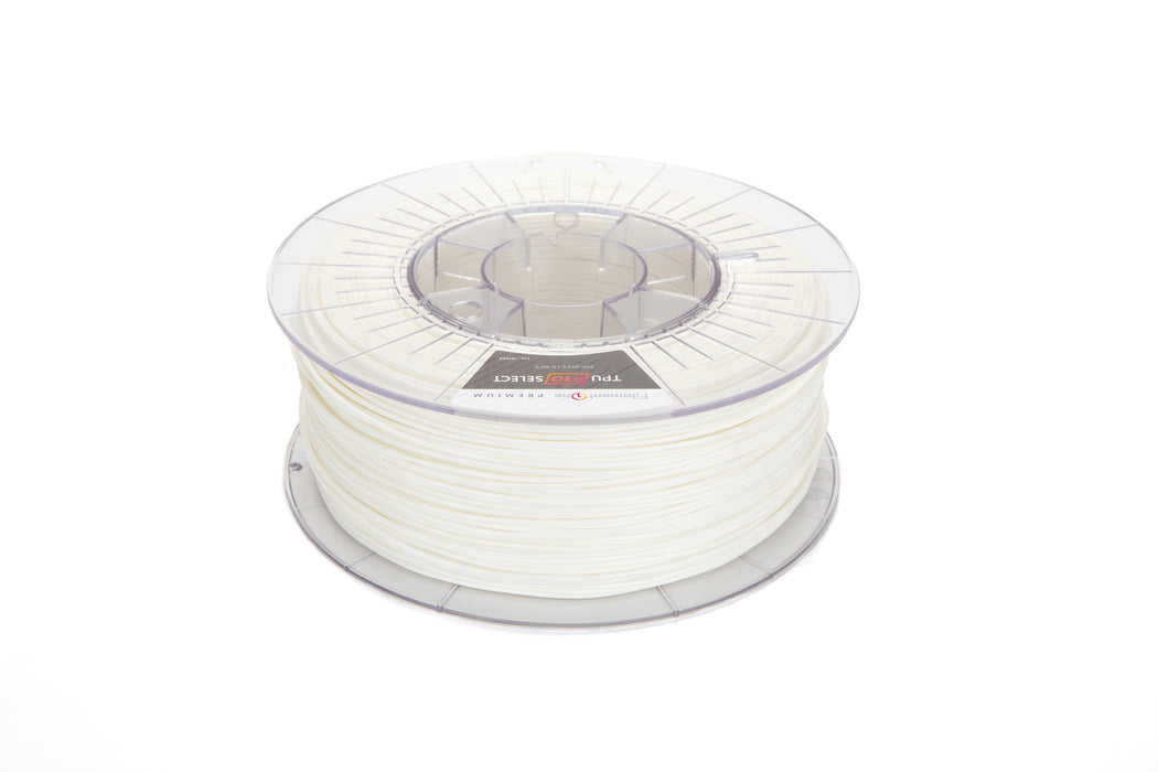 FilamentOne TPU 98A PRO SELECT Traffic White - 1.75mm (1KG)