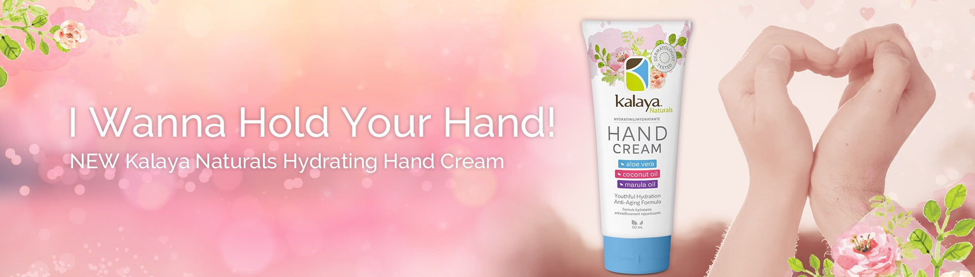 The Review: Kalaya Naturals Hydrating Hand Cream. *Give Your Hands a Round of Applause*