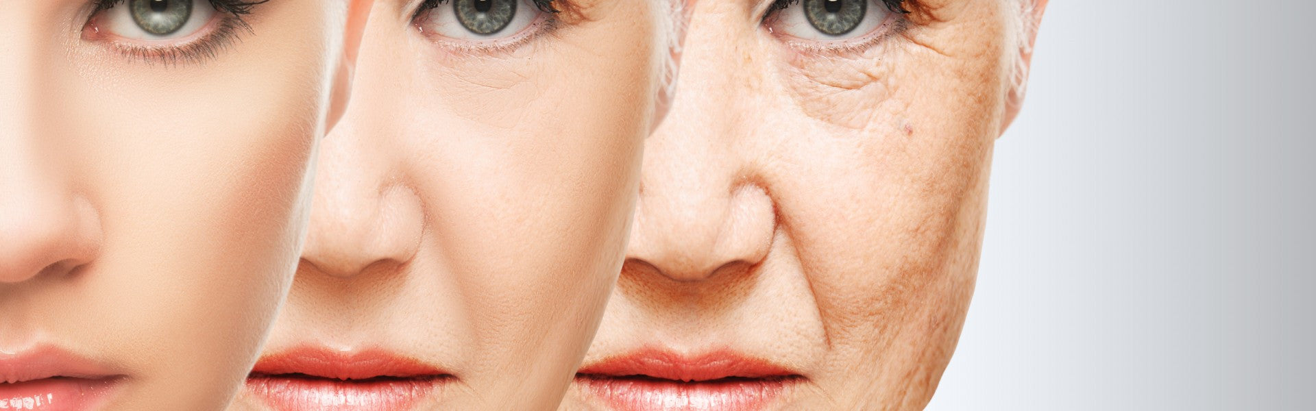 How and Why Does the Skin Age?