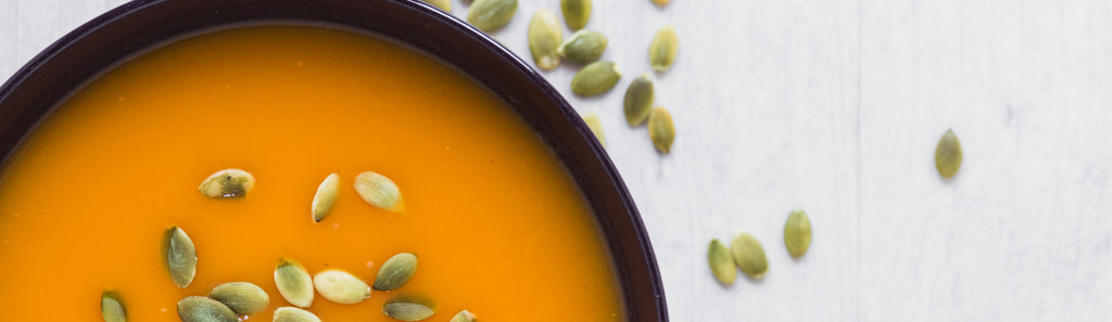 Easy Healthy Butternut Squash Soup
