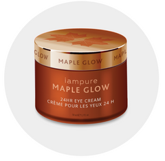 iampure Maple Glow Eye Cream