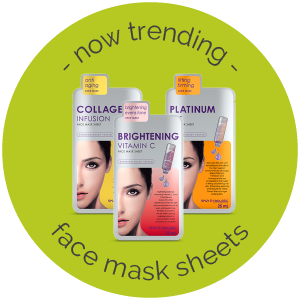 Now Trending: Skin Republic Face Mask Sheets
