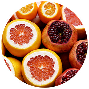 hydrate skin by eating raw fruit