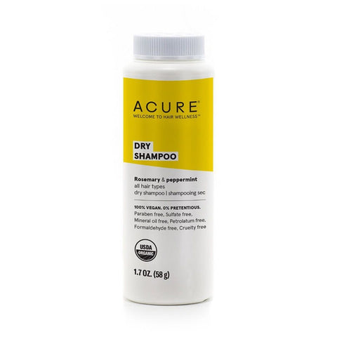 Acure Dry Shampoo - All Hair Types - eVitality.ca