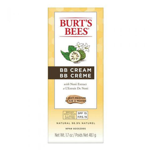 Burt's Bees BB Cream - Light - eVitality.ca
