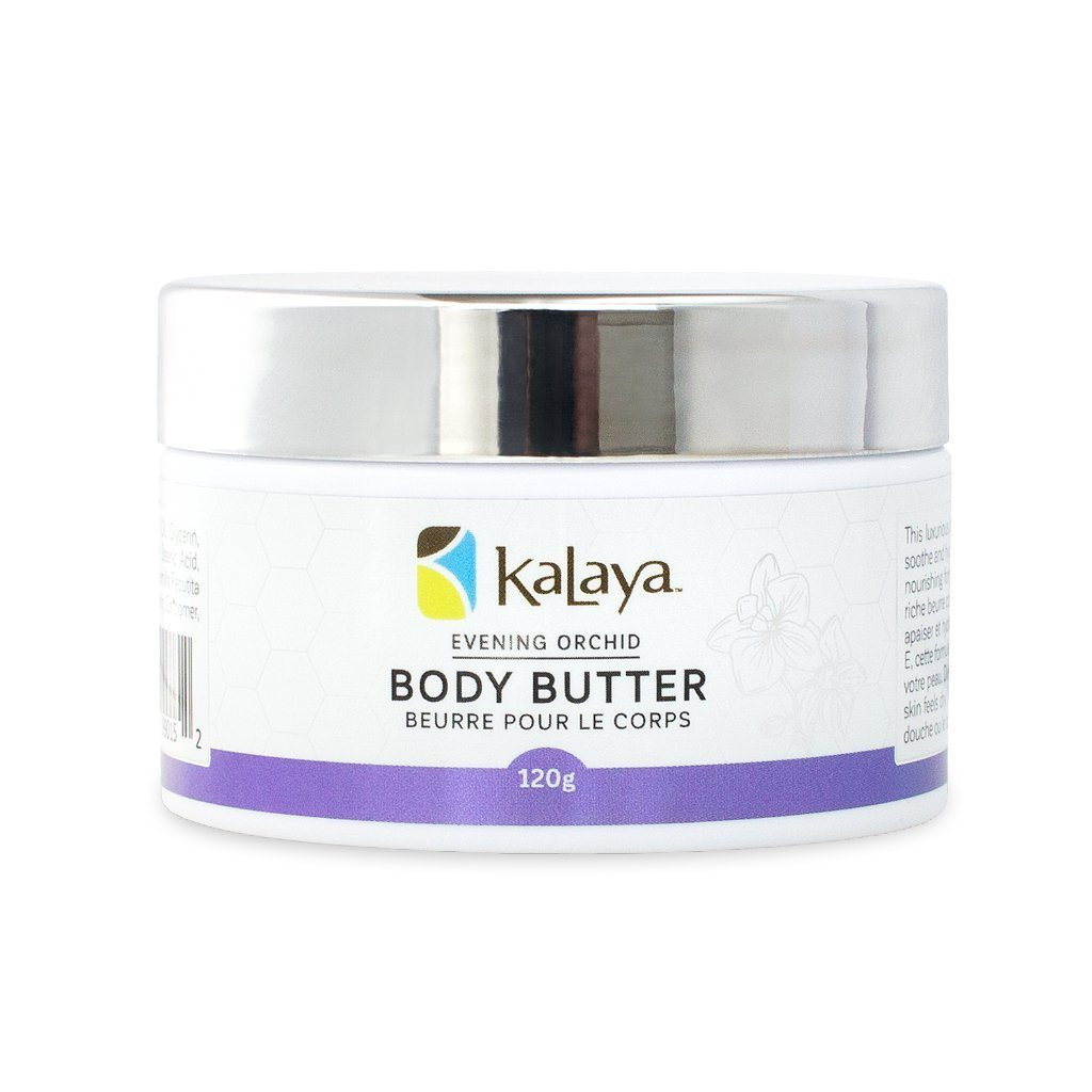 Kalaya Body Butter - Evening Orchid - eVitality.ca