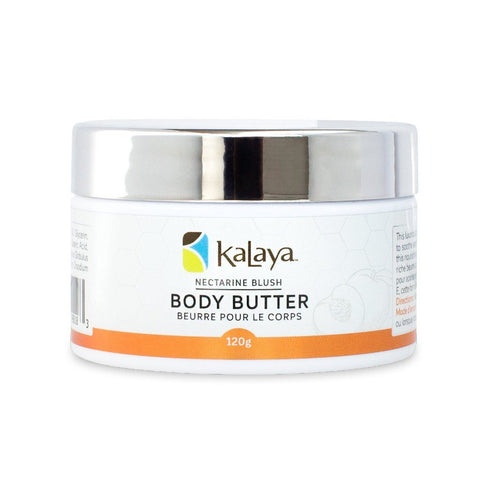 Kalaya Body Butter - Nectarine Blush 120g