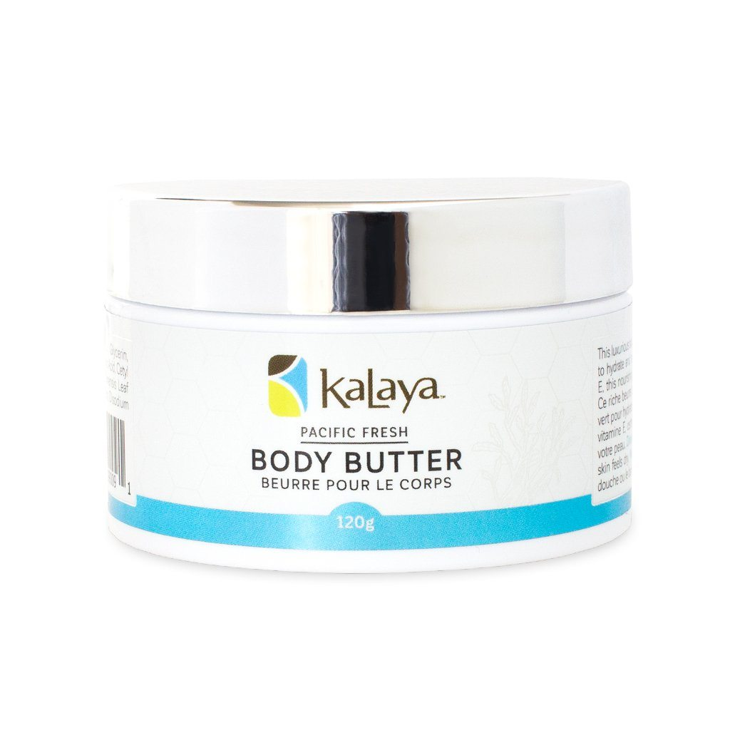 Kalaya Body Butter - Pacific Fresh - eVitality.ca