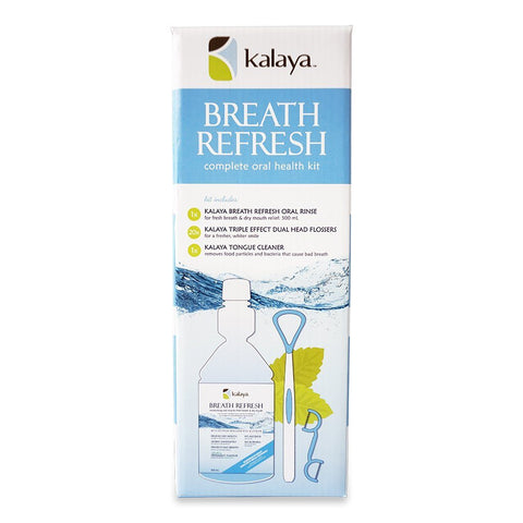 Kalaya Complete Oral Care Kit - eVitality.ca