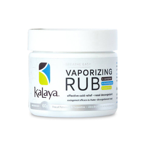 Kalaya Breathe Easy Vaporizing Rub