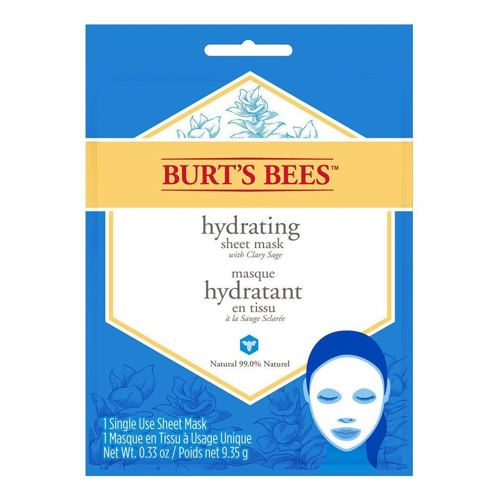 Burt's Bees Hydrating Sheet Mask - eVitality.ca