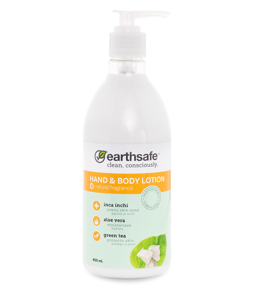 earthsafe Natural Fragrance Hand & Body Lotion - eVitality.ca