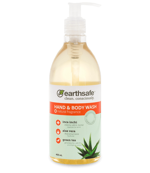 earthsafe Natural Fragrance Hand & Body Wash - eVitality.ca