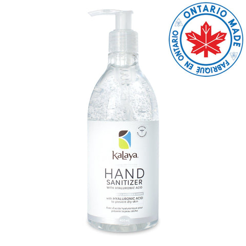 Kalaya Antiseptic Hand Sanitizer with Hyaluronic Acid - 400 mL