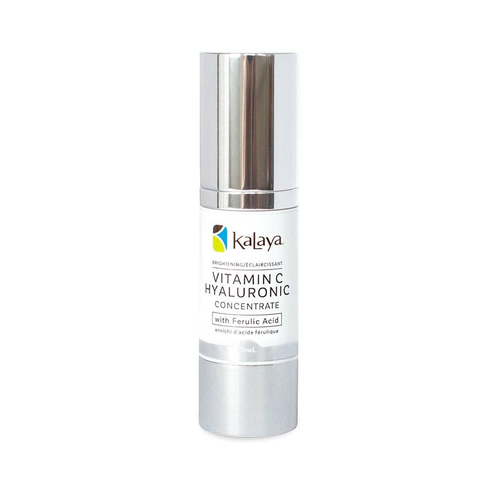 Kalaya Vitamin C & Hyaluronic Acid Concentrate - eVitality.ca