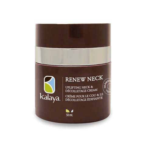 Kalaya Renew Uplifting Neck & Décolletage Cream - eVitality.ca
