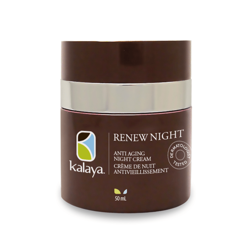 Kalaya Renew Anti Aging Night Cream - eVitality.ca