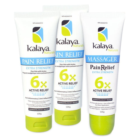 Kalaya Pain Relief - Bundle - eVitality.ca