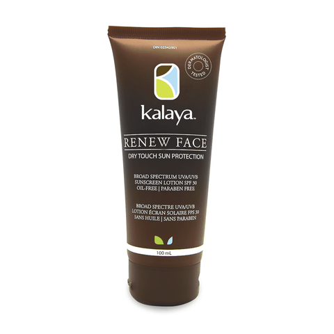 Kalaya Renew Face Dry Touch Sun Protection - eVitality.ca