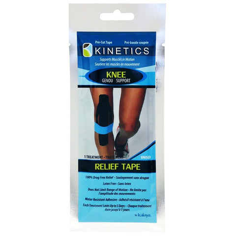 Kalaya Kinetics Knee Support Relief Tape - eVitality.ca
