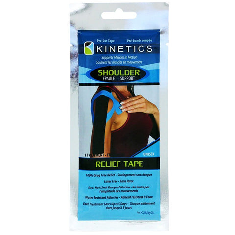 Kalaya Kinetics Shoulder Support Relief Tape - eVitality.ca