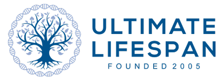 Ultimate Lifespan Logo