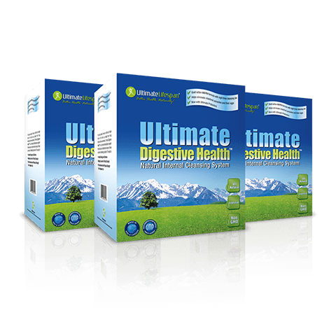 Ultimate Digestive Health 30-Day System (3-Pack)